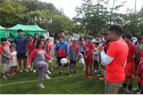 꿈나무스포츠학교 등 소외계층 아동 대상 생활체육 지원 확대