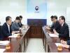 의협 추무진 회장, 보건복지부 박능후 장관 면담