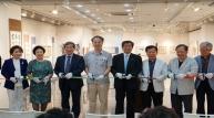 한국의사서화회전 인사동에서 26일까지 열린다