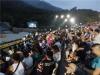 중국 태산 오르는 800만 중국인들 서울광고 만난다