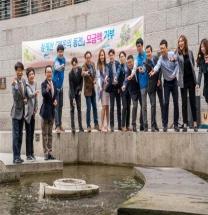서울시,'청계천 행운의 동전'청소년과 어린이들의 꿈 디딤돌로