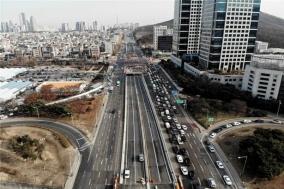 서울시, 강남순환도로 염곡동서지하차도 27(금), 금하지하차도 28(토) 개통